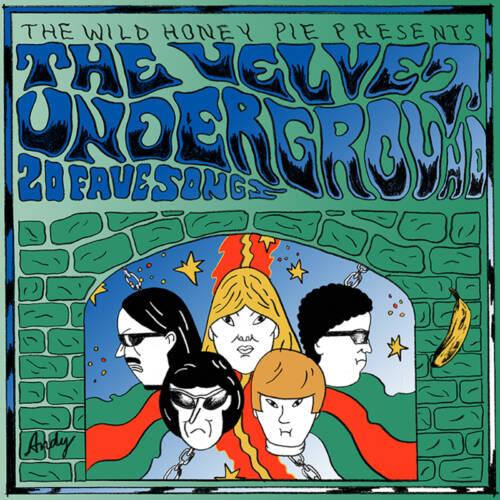 20 Fave Velvet Underground Songs