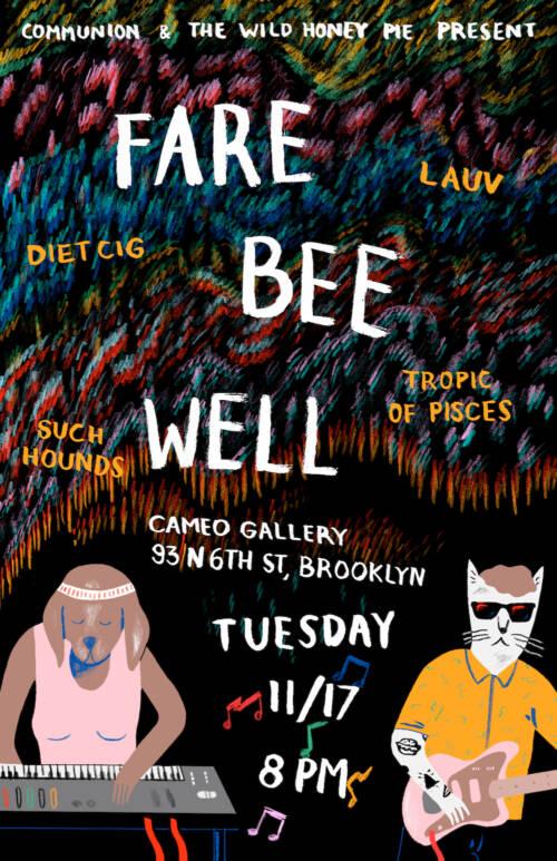 Fare Bee Well