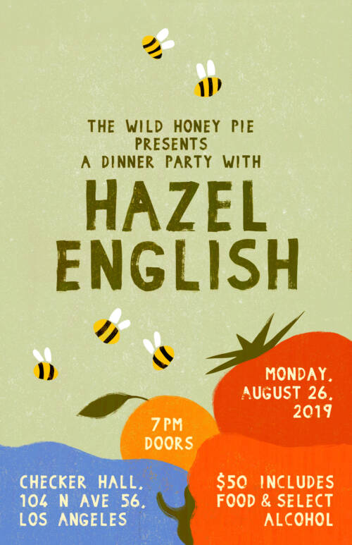 A Dinner Party with Hazel English