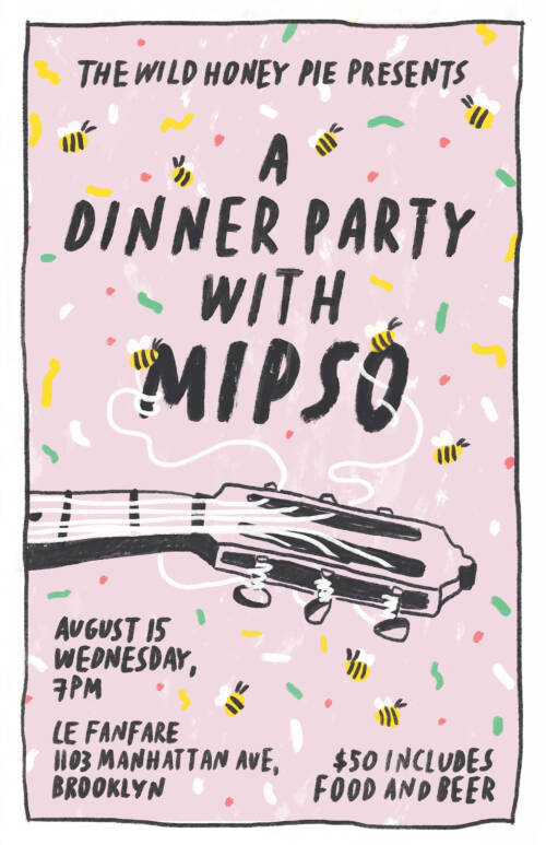 A Dinner Party with Mipso