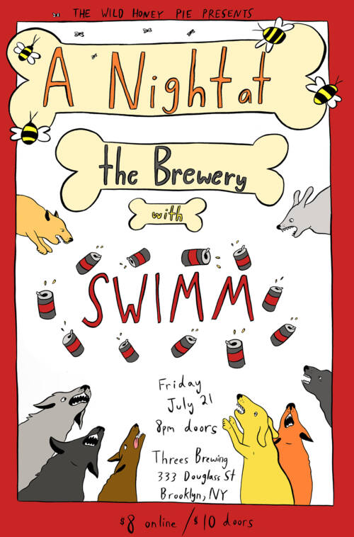 A Night at the Brewery with SWIMM