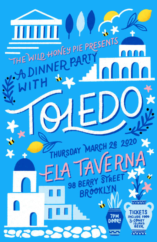 A Dinner Party with TOLEDO