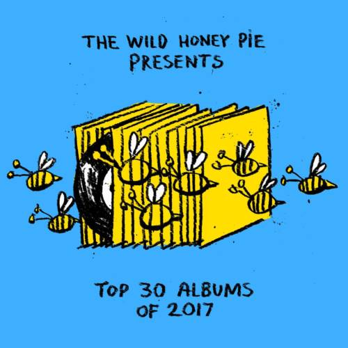 Top 30 Albums of 2017
