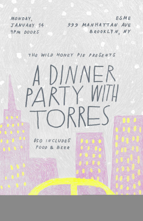 A Dinner Party with Torres
