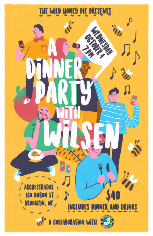 A Dinner Party with Wilsen