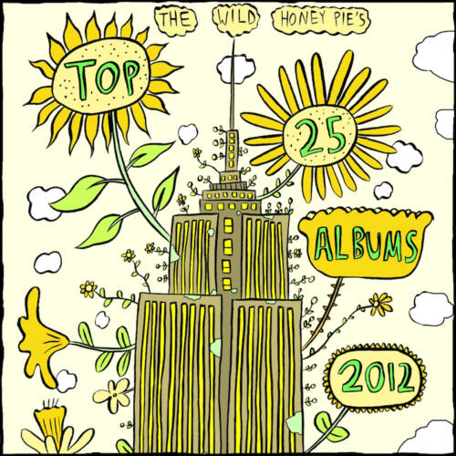 Top 25 Albums of 2012