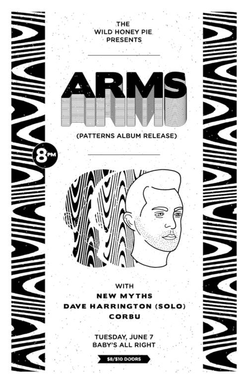 ARMS (LP Release)