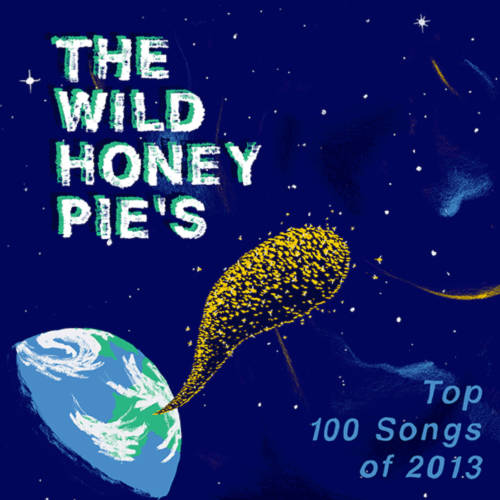 Top 100 Songs of 2013
