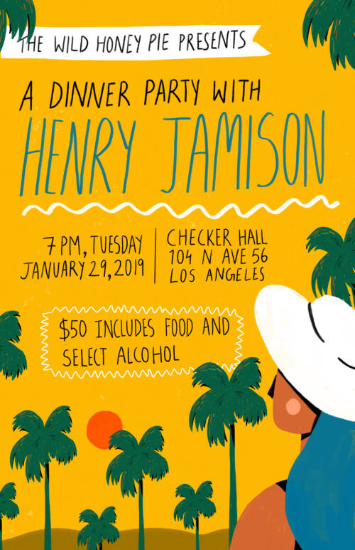 A Dinner Party with Henry Jamison