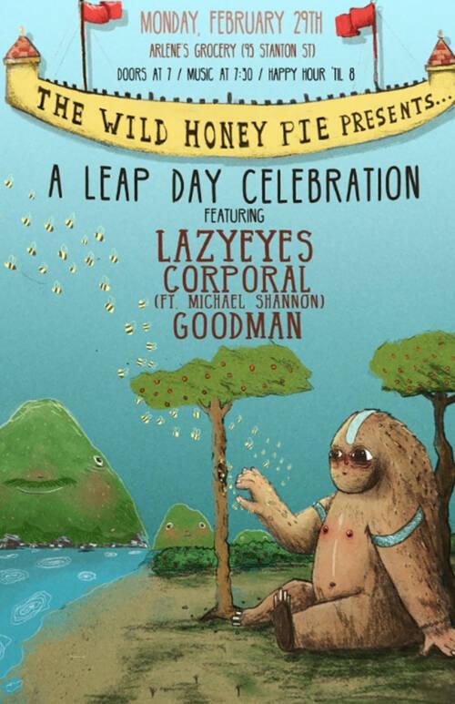 Leap Day Celebration