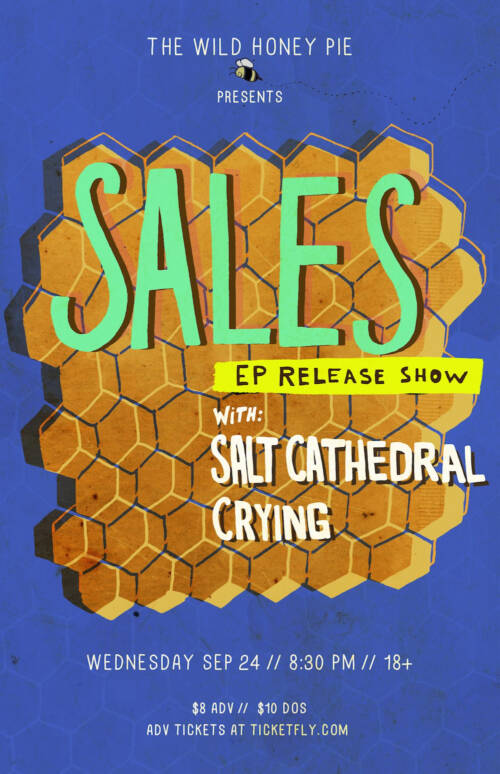 SALES (EP Release)