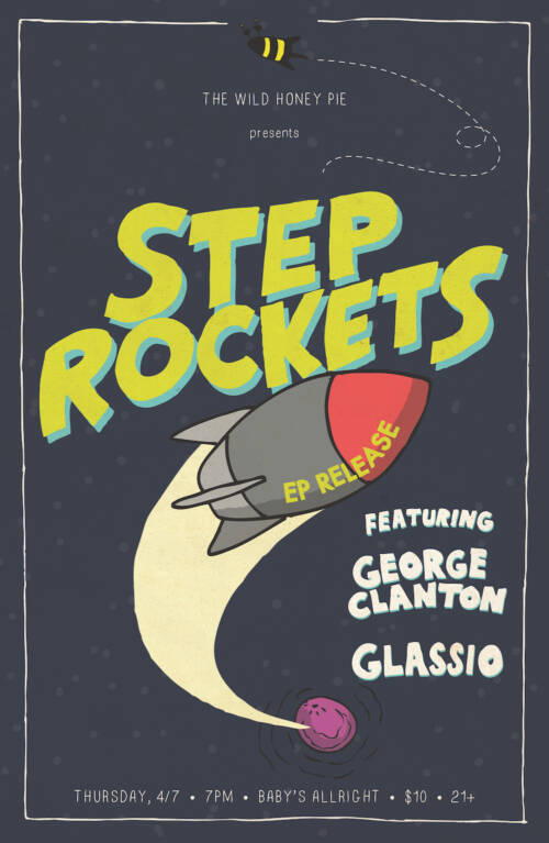 Step Rockets (EP Release)