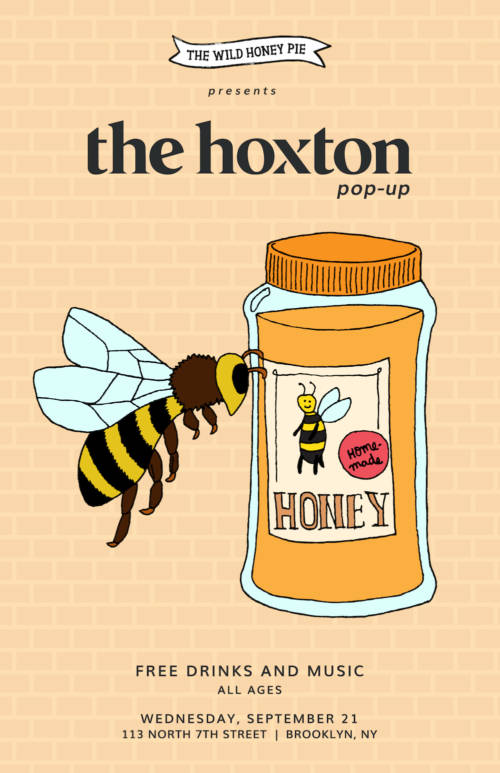 The Hoxton Pop-Up