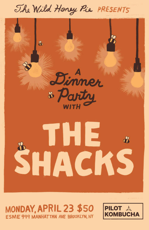 A Dinner Party with The Shacks