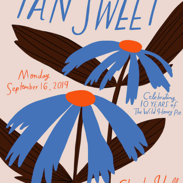 A Dinner Party with Ian Sweet