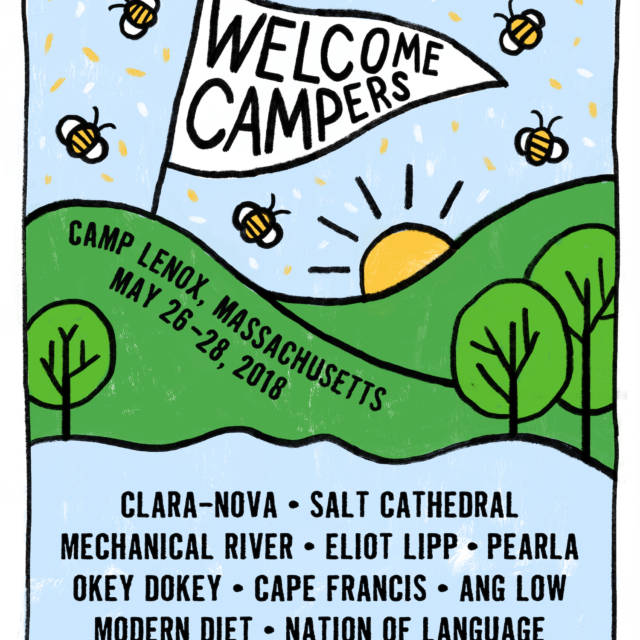 Welcome Campers