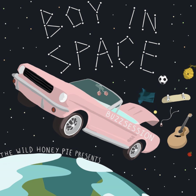 Boy in Space - Take on Me
