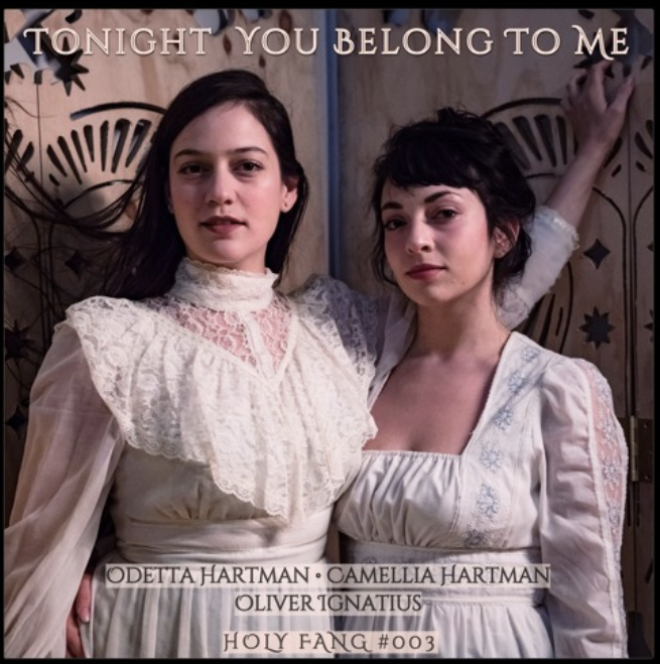 Odetta Hartman, Camellia Hartman & Oliver Ignatius - Tonight You Belong to Me