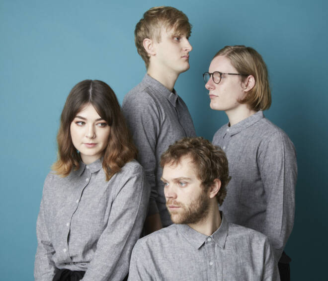 Yumi Zouma - Powder Blue / Cascine Park