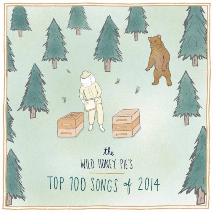 Top 100 Songs of 2014