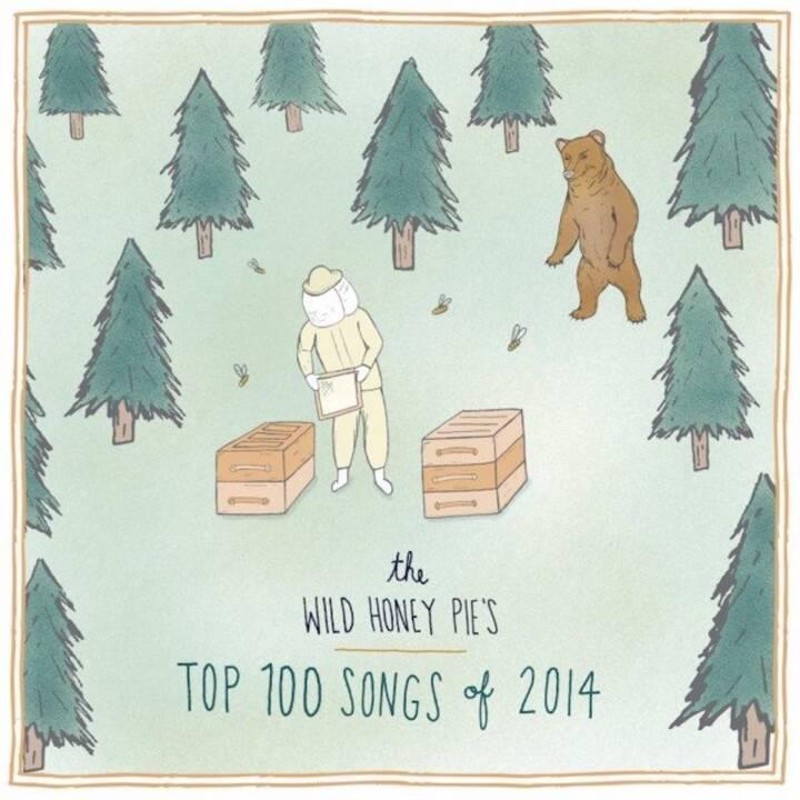 Top 100 Songs of 2014
