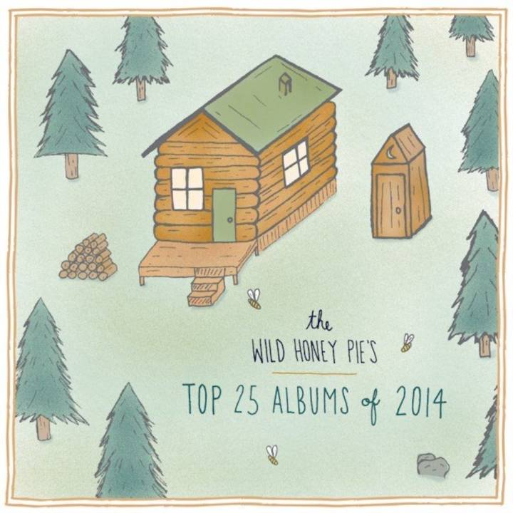 Top 25 Albums of 2014