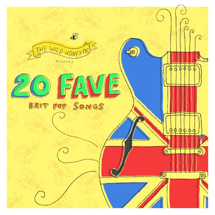 20 Fave Brit Pop Songs