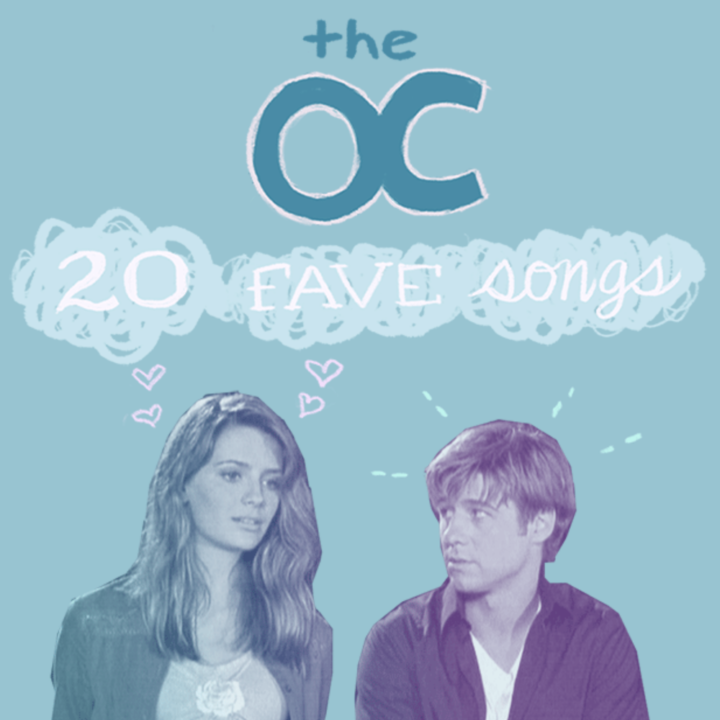20 Fave OC Songs