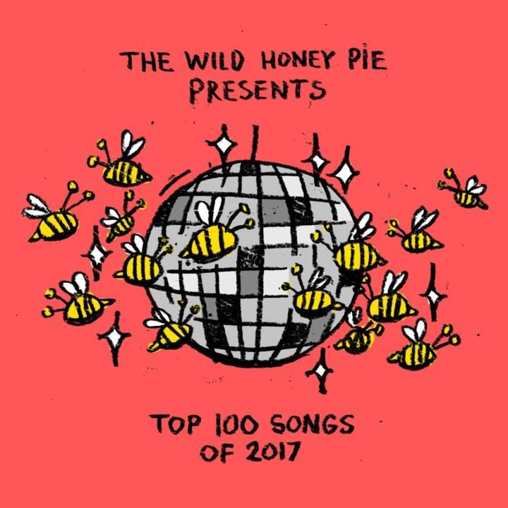 Top 100 Songs of 2017