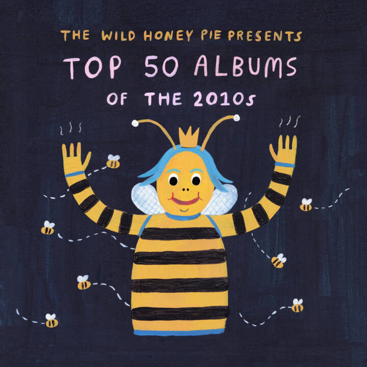Top 50 Albums of the 2010s