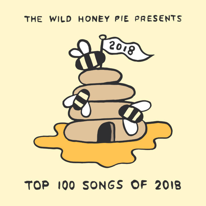 Top 100 Songs of 2018