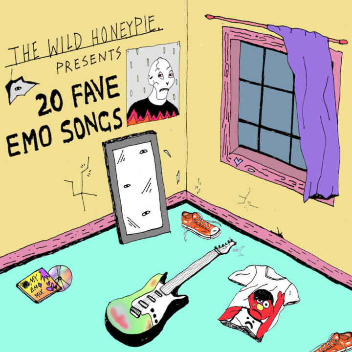 20 Fave Emo Songs