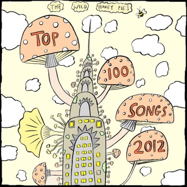 Top 100 Songs of 2012